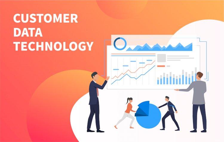 顧客データテクノロジーの激しい市場競争